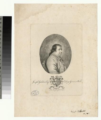 Portrait of J. Gulston