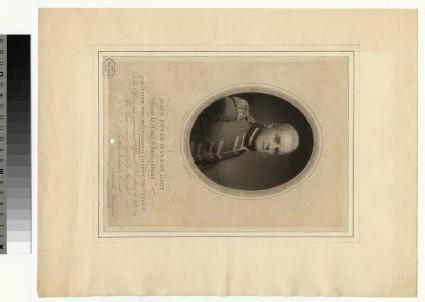Portrait of J. P. Hankey