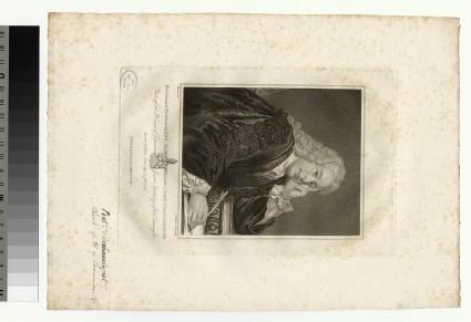 Portrait of N. Hardinge