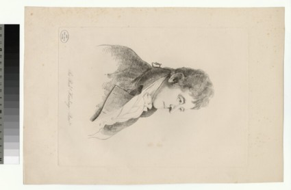 Portrait of R. Hardinge