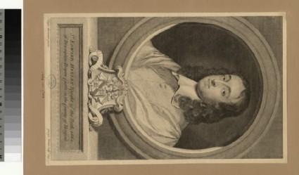 Portrait of E. Harley