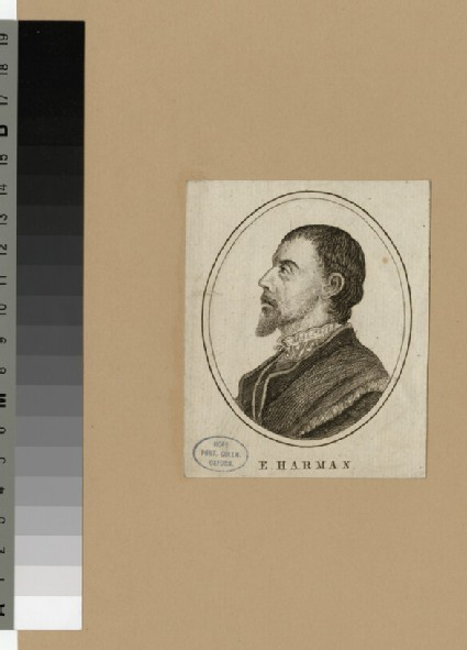 Portrait of E. Harman