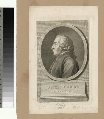Portrait of J. Harris
