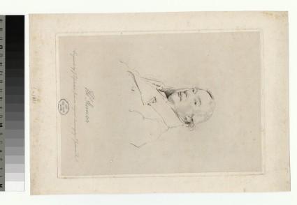 Portrait of T. Harrison
