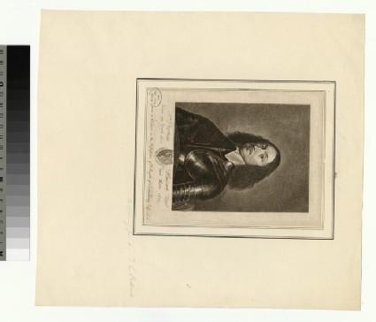 Portrait of Thomas Herbert