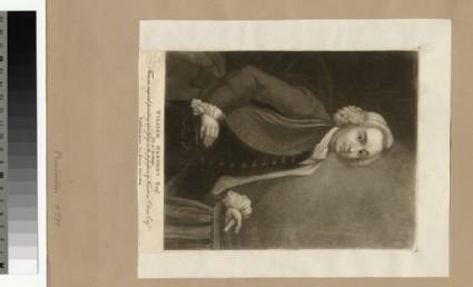 Portrait of W. Herbert