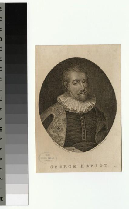 Portrait of G. Heriot