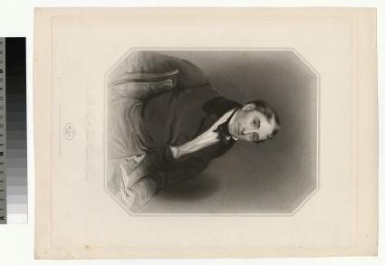 Portrait of J. C. Herries