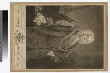 Portrait of Richard Hoare