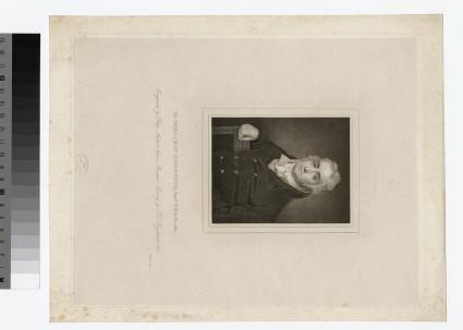 Portrait of Benjamin Hobhouse