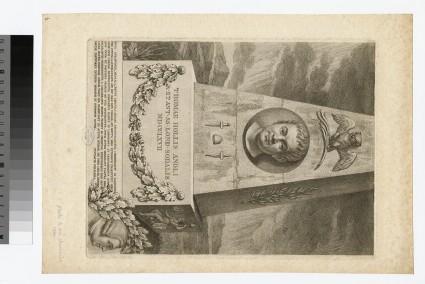 Portrait of T. Hollis