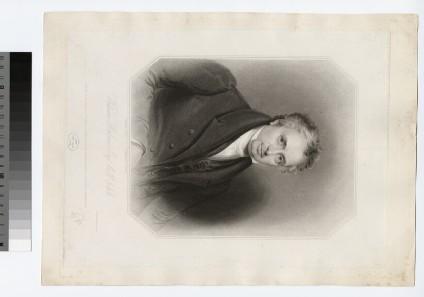 Portrait of William Holmes