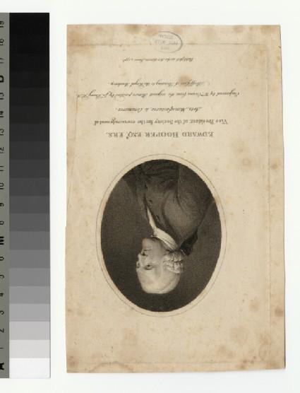 Portrait of Edward Hooper