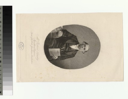 Portrait of Richard Hornsby