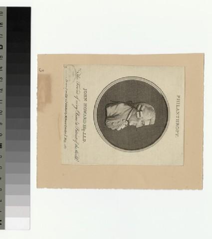 Portrait of J. Howard