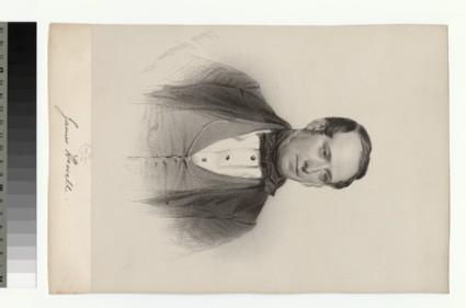 Portrait of J. Howell