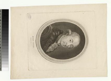 Portrait of J. Hoze