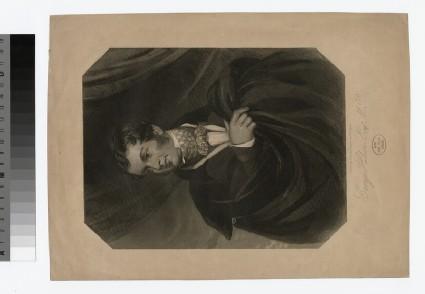 Portrait of G. Hudson