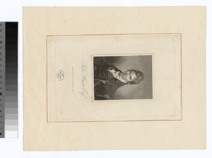 Portrait of J. Hunter
