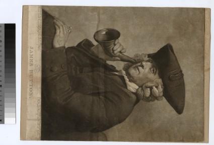 Portrait of J. Hutton