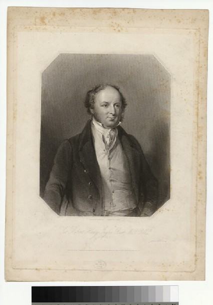 Portrait of R. H. Inglis