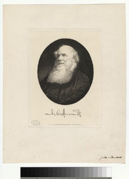 Portrait of Jabez-Inwards