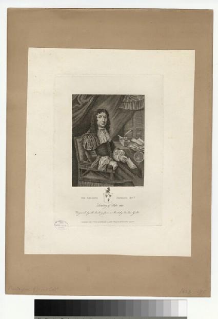 Portrait of L. Jenkins
