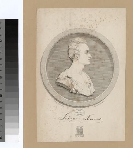 Portrait of George Jones