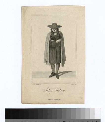 Portrait of J. Kelsey