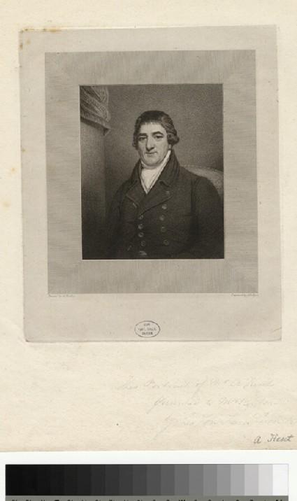 Portrait of A. Kent
