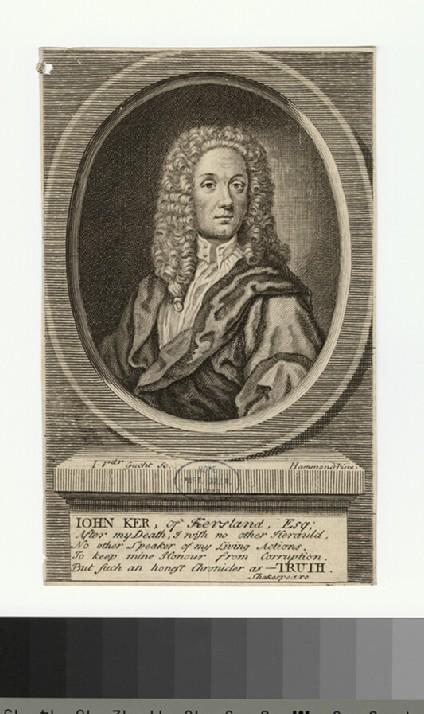Portrait of J. Ker