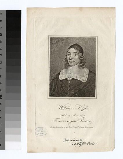 Portrait of W. Kiffin