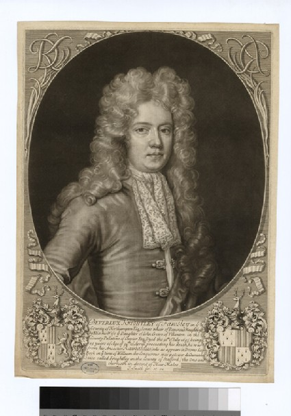 Portrait of D. Knightley