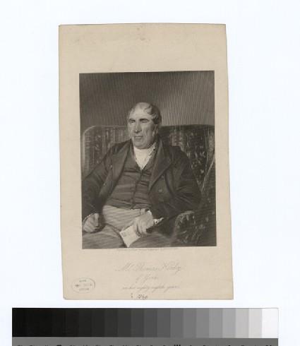 Portrait of T. Kirby