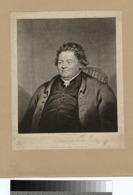 Portrait of P. Kirkman
