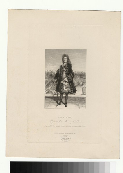 Portrait of J. Law