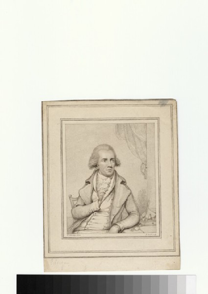 Portrait of Mr. Law