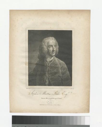 Portrait of S. M. Leake
