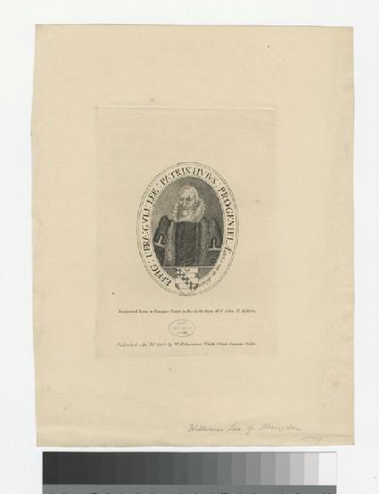 Portrait of W. Lee