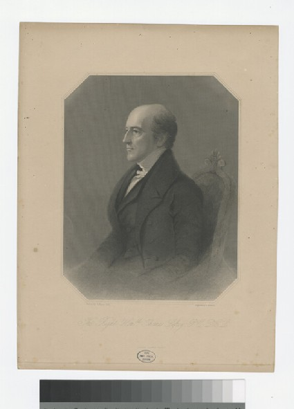 Portrait of T. LeFroy