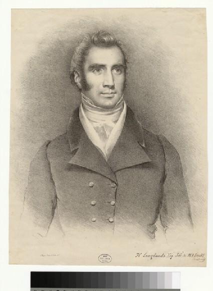 Portrait of H. Longlands