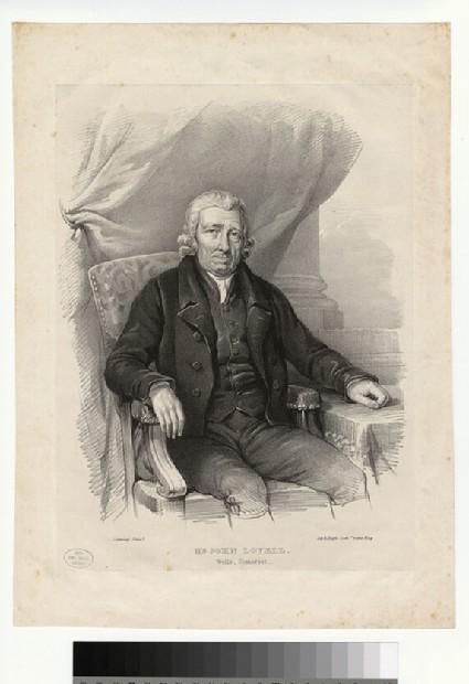 Portrait of John Lovell