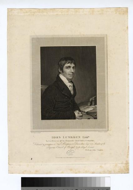 Portrait of J. Lumsden