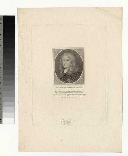 Portrait of William Mainwaring
