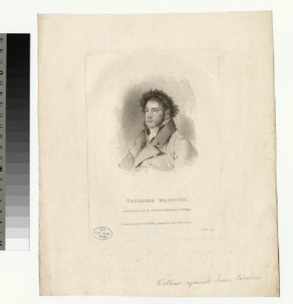 Portrait of T. Majocchi
