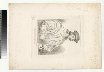 Portrait of J. Marsham
