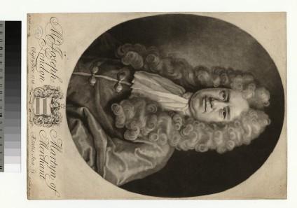 Portrait of J. Martyn