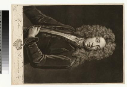 Portrait of A. Maynwaring