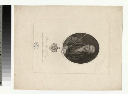 Portrait of P. Mellish