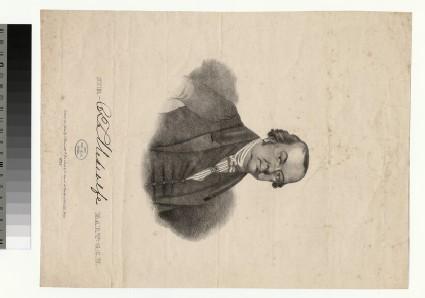 Portrait of C. T. Metcalfe